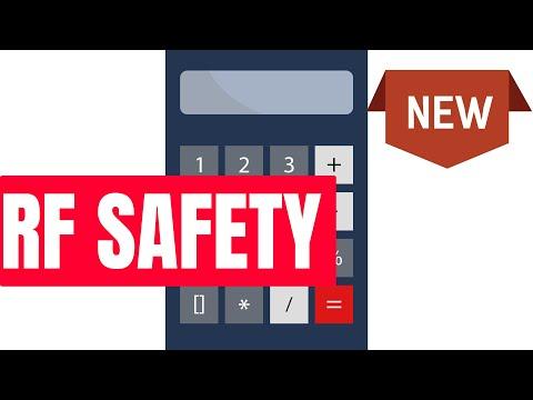 ARRL's NEW RF exposure calculator