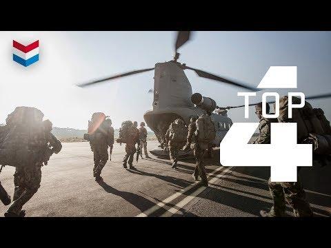 top 4 dingen die je niet wist over de luchtmobiele brigade