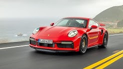 This Is The NEW Porsche (992) 911 Turbo S!