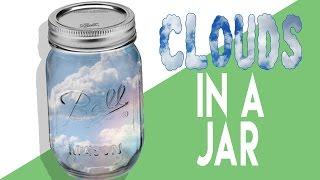 Science Experiment | Clouds In A Jar