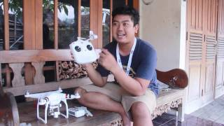 [TUTORIAL] Dasar Cara Menerbangkan Drone DJI Phantom 3 | Indonesia