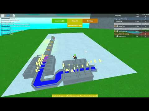 Roblox   Mine Corp   Extreme Ore lag + 2 Set ups !   EP 2