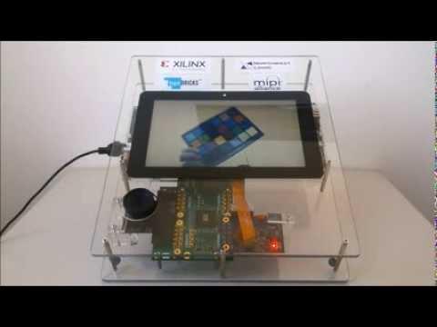 Swipe these Low Cost FPGA-based MIPI DSI and CSI-2