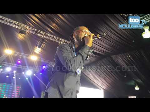 Download Live Update: Burna Boy's Performance For His People In Porthacourt