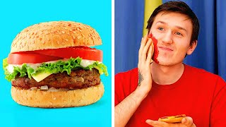 29 CRAZY FOOD HACKS YOU HAVE TO TRY