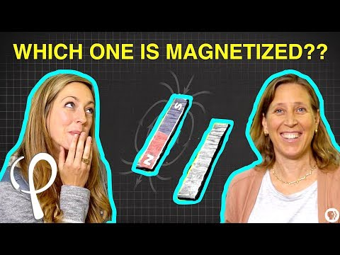 Can you solve the magnet riddle? ft YouTube CEO Susan Wojcicki