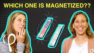 Can you solve the magnet riddle with YouTube CEO Susan Wojcicki