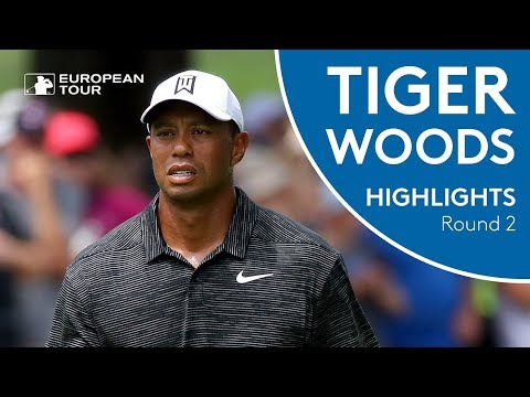 Tiger Woods Highlights | Round 2 | 2018 WGC-Bridgestone Invitational