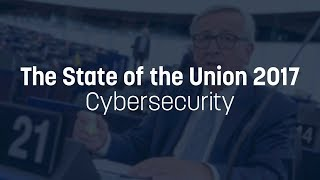 Juncker proposes EU cyber security agency in 2017 State of the Union