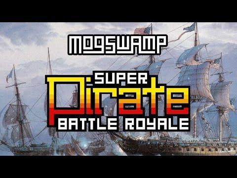Minecraft:  Pirate Battle Royale w/ Drakkart