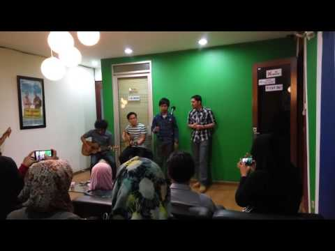 D'MASIV ft RAEF - TALA' AL BADRU (acoustic)