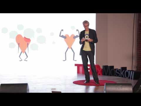 Design for mental health and other big challenges | Gijs Ockeloen | TEDxMoscow
