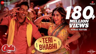 Teri Bhabhi (Coolie No. 1) - Varun Dhawan, Sara Ali Khan HD.mp4