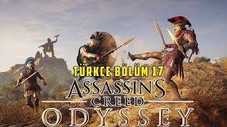 EN TEPEYE ! | Assassin's Creed Odyssey Türkçe Bölüm 17