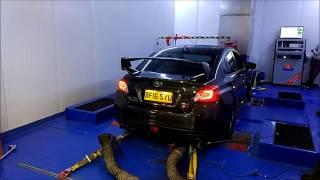 Subaru Impreza STI 2 5 which hasn't blown up 3 times OCUK DYNO run 2016