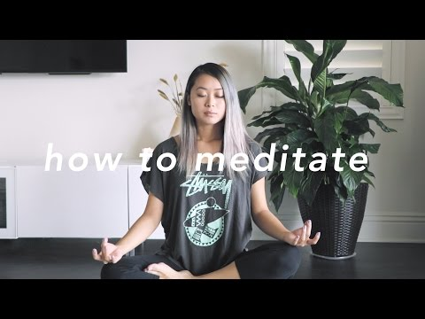 How to Meditate ����