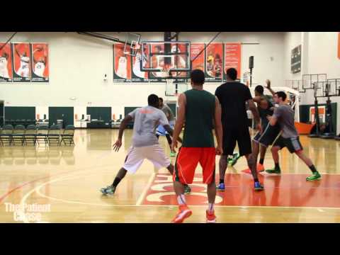 University Of Miami Basketball Open Runs!