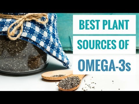 5 Best Plant Sources Of Omega-3 Fatty Acids