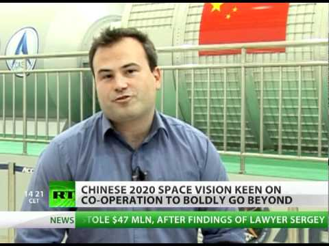 China Joins Space Race at Light Speed Mp3