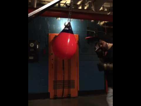 Water Punching Bag By Ringside