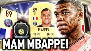 MAM MBAPPE!!!   FIFA 20 nagrody za ELITĘ!