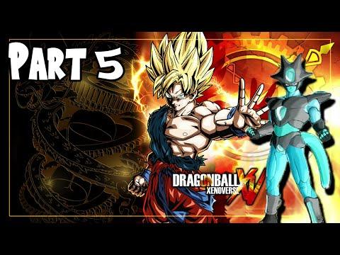 Let's Play Dragonball Xenoverse - Part 5