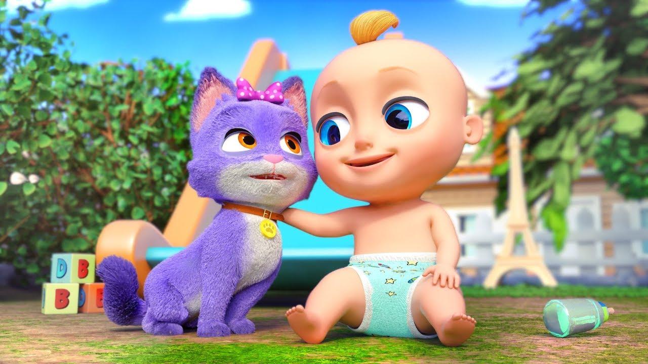 Gatito, Gatito - Canciones Infantiles | El Reino Infantil