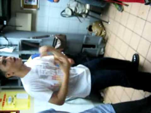 McDonald's Luzuriaga 213 Bacolod Rapper Archie 2