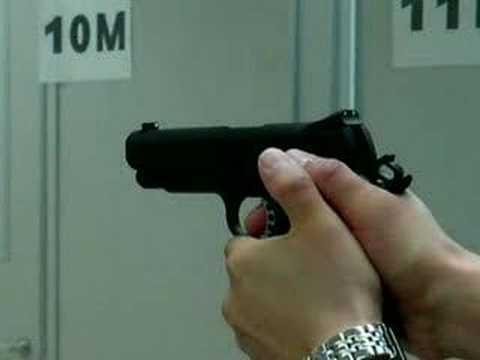 Shooting of  AIRSOFTGUN  1