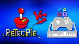 RetroPie Vs Recalbox What