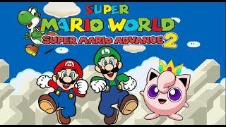 Multiplayer Mayhem  - Super Mario World: Super Mario Advance 2 (GBA) (Co-op)