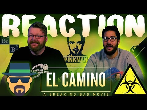 El Camino: A Breaking Bad Movie | Official Trailer REACTION!!