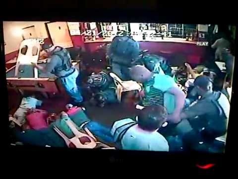 Police Brutality in Bonteheuwel
