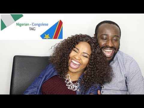 The Nigerian/Congolese Tag Ft Husband