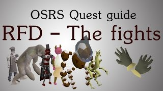 [OSRS] RFD - Final fights