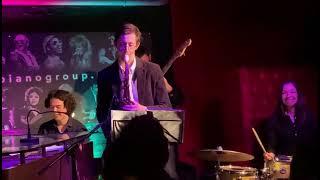 Drum Solo at Piano Smithfield - Migdalia van der Hoven