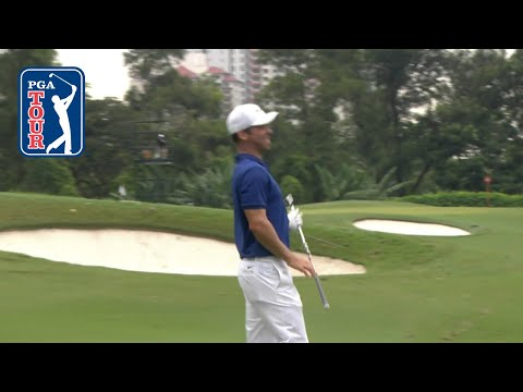 Paul Casey's highlights | Round 1 | CIMB 2018