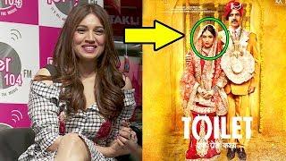 Bhumi Pednakar's Reaction On Akshay Kumar's Toilet Ek Prem Katha Declared Super HIT