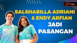 Salshabilla Adriani dan Endy Arfian Cerita Pertemuan Pertamanya - JPNN.com
