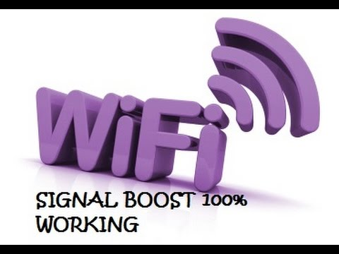 What is a wi-fi signal booster and how does it work?