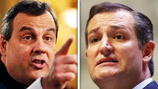 CATFIGHT: Chris Christie vs Ted Cruz