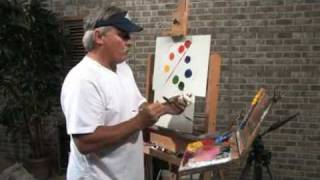 Free Art Lesson - Mike Rooney - Color 101