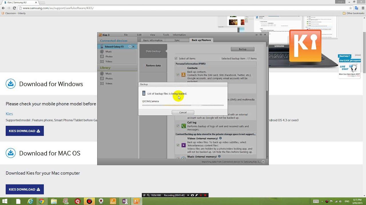 www samsung com kies download
