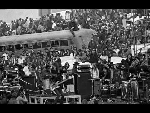 """The Rolling Stones """"Gimme Shelter""""  (The Altamont Dub-Mix)"""