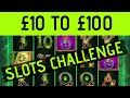 £10 to £100 Slots Challenge at 32Red Casino - Featuring Book of Oz, Thunderstruck & More Slots!