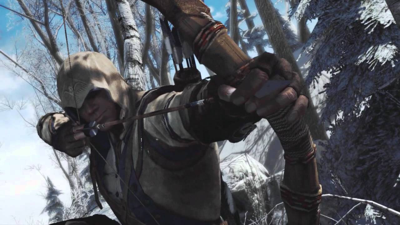 New Assassin S Creed 3 Trailer Teases Gameplay Premiere Pc Invasion
