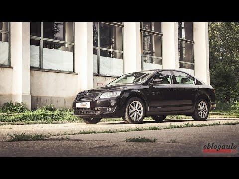 Skoda Octavia 1.6 Test Drive | Review