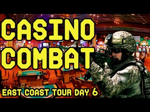 East Coast Tour Day 6: Casino Combat (The Battlegrounds Pittsburgh, PA)