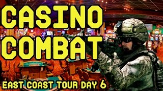East Coast Tour Day 6: Casino Combat (The Battlegrounds Pittsburgh, PA)