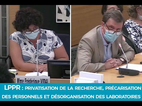LPPR: privatisation de la recherche, précarisation des personnels & désorganisation des laboratoires
